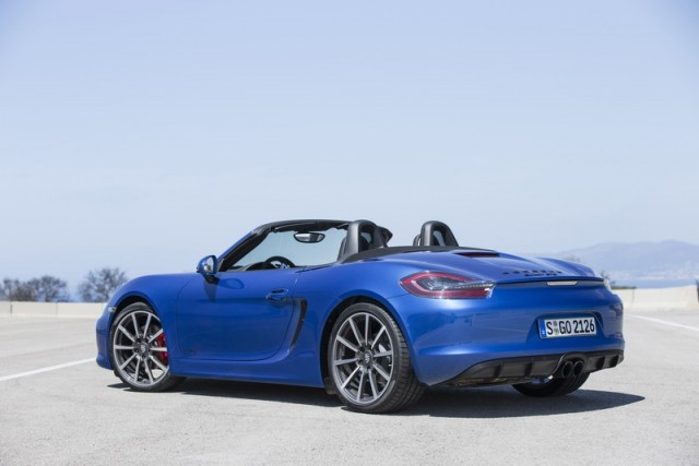 porsche boxster gts reviews complete car. Black Bedroom Furniture Sets. Home Design Ideas
