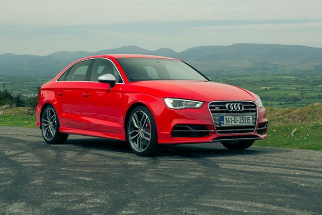 Car Reviews | Audi S3 Saloon | CompleteCar.ie