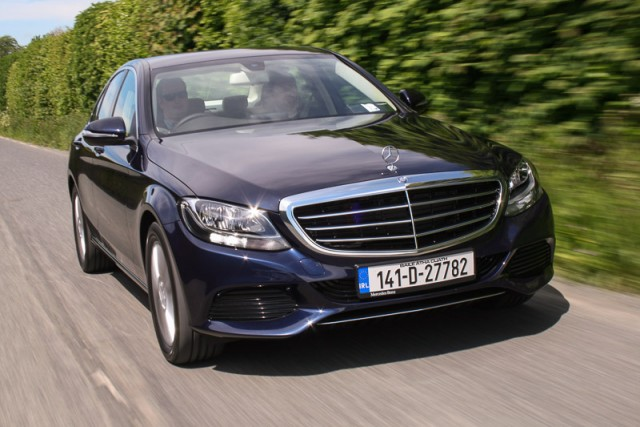 Car Reviews | Mercedes-Benz C-Class | CompleteCar.ie