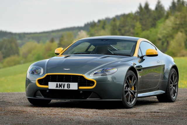 Car Reviews | Aston Martin V8 Vantage N430 | CompleteCar.ie