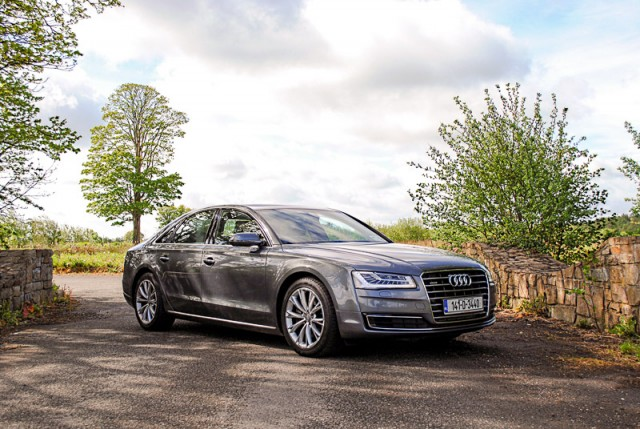 Car Reviews | Audi A8 saloon | CompleteCar.ie