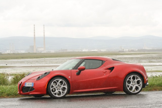Car Reviews | Alfa Romeo 4C | CompleteCar.ie