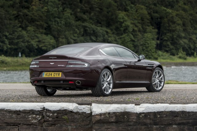 Car Reviews | Aston Martin Rapide S | CompleteCar.ie