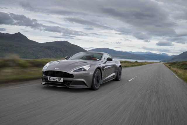 Car Reviews | Aston Martin Vanquish | CompleteCar.ie