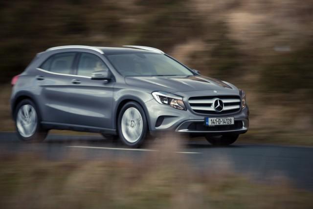 Car Reviews | Mercedes-Benz GLA | CompleteCar.ie
