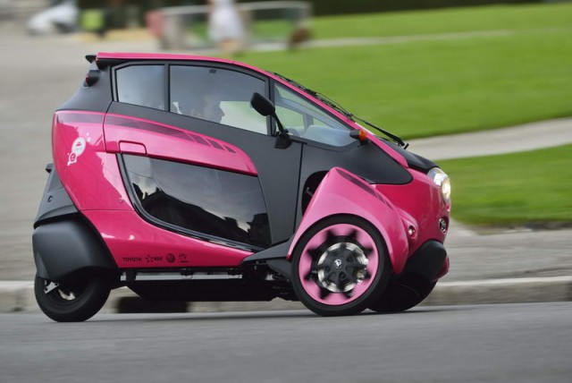 Car Reviews | Toyota i-Road | CompleteCar.ie