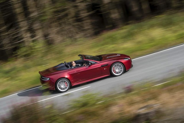 Car Reviews | Aston Martin V12 Vantage S Roadster | CompleteCar.ie