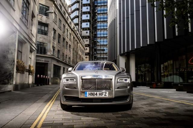 Car Reviews | Rolls-Royce Ghost Series II | CompleteCar.ie