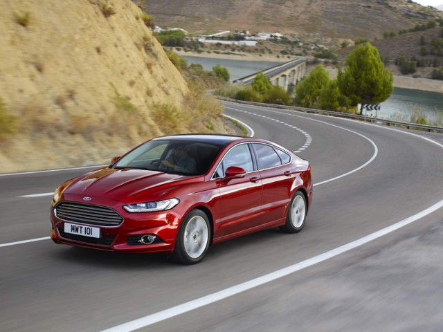 Car Reviews | Ford Mondeo | CompleteCar.ie