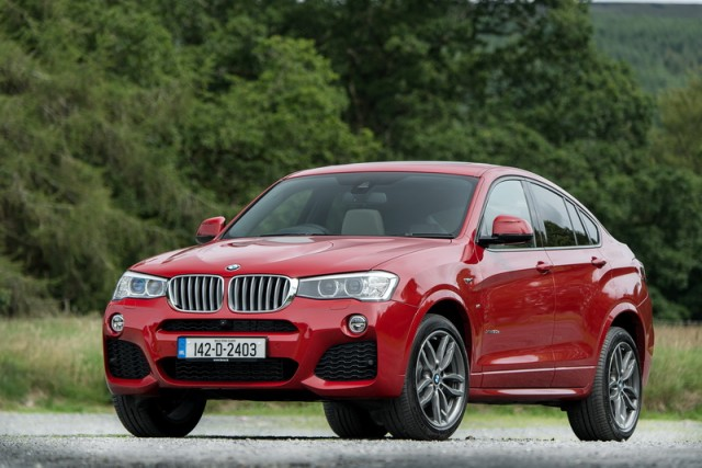 Car Reviews | BMW X4 xDrive30d M Sport | CompleteCar.ie