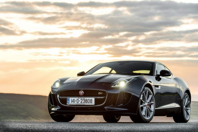 Car Reviews | Jaguar F-Type V6S Coupe | CompleteCar.ie