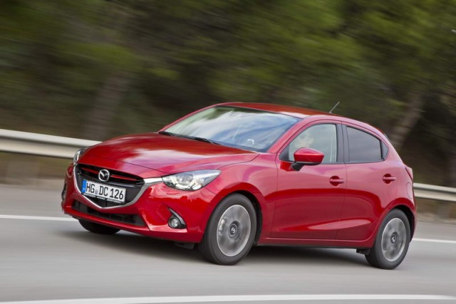 Car Reviews | Mazda 2 (pre-production) | CompleteCar.ie