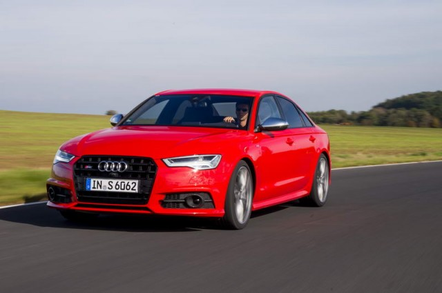 Car Reviews | Audi S6 saloon | CompleteCar.ie