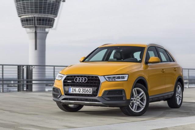 Audi Q Reviews News Test Drives Complete Car - Audi q3 review