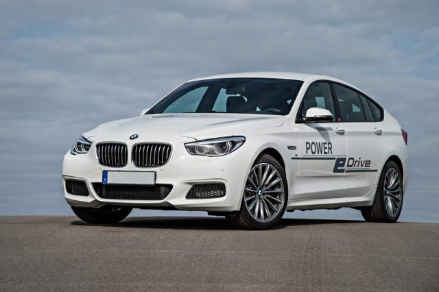 Car Reviews | BMW Power eDrive prototype | CompleteCar.ie