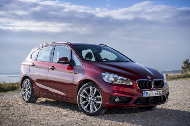 Car Reviews | BMW 220d xDrive Active Tourer | CompleteCar.ie