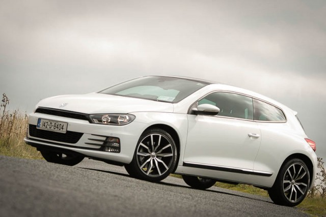 Car Reviews | Volkswagen Scirocco | CompleteCar.ie