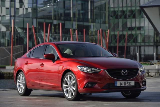 Car Reviews   Mazda 6   CompleteCar.ie