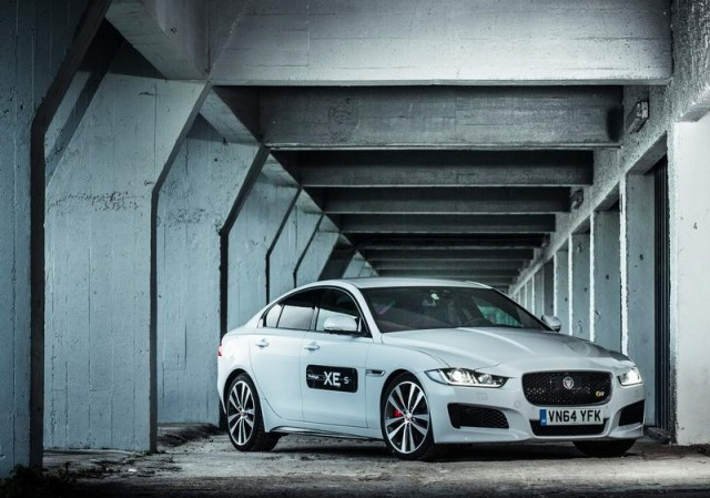 Car Reviews | Jaguar XE 3.0 V6 S prototype | CompleteCar.ie