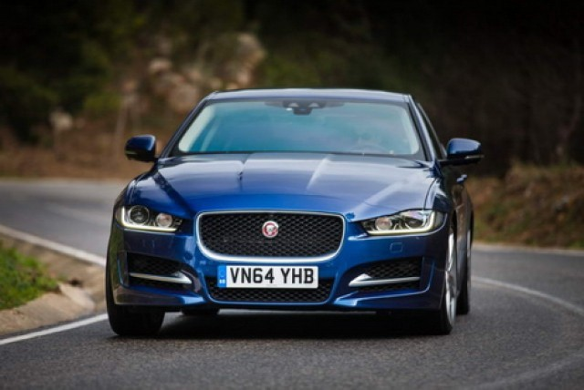 Car Reviews | Jaguar XE 2.0d R-Sport prototype | CompleteCar.ie