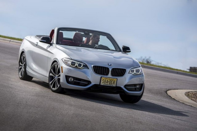Car Reviews | BMW 228i Convertible | CompleteCar.ie