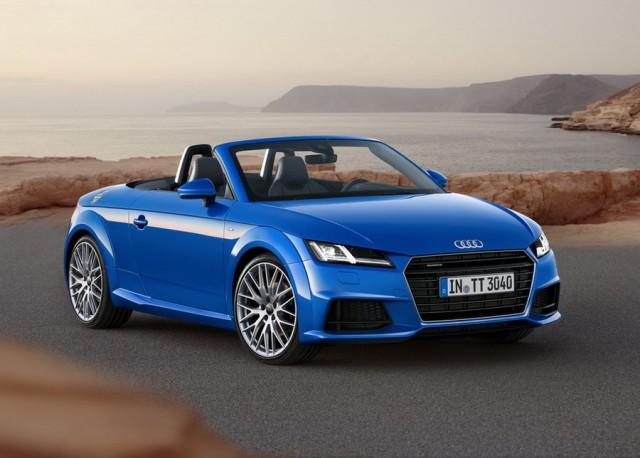 Car Reviews | Audi TT Roadster | CompleteCar.ie