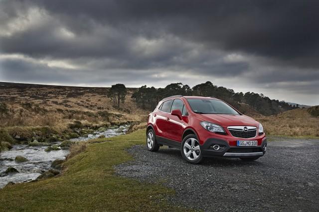 Car Reviews | Opel Mokka 1.6 CDTi | CompleteCar.ie