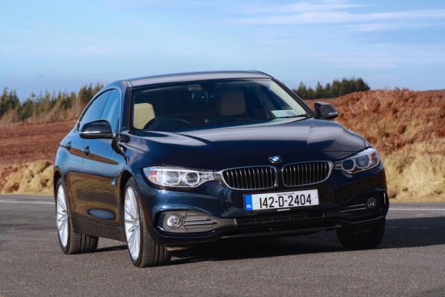 Car Reviews | BMW 4 Series Gran Coupe | CompleteCar.ie