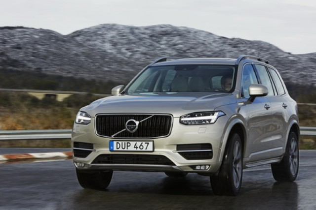 Car Reviews | Volvo XC90 | CompleteCar.ie