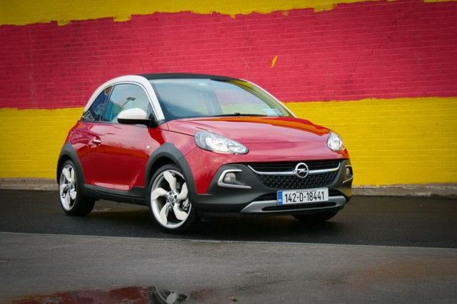 Car Reviews | Opel Adam Rocks | CompleteCar.ie
