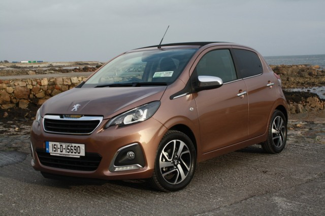 Car Reviews | Peugeot 108 | CompleteCar.ie