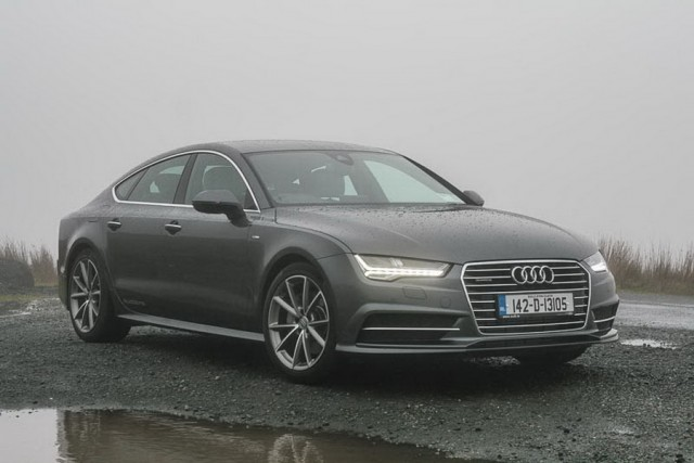 Car Reviews | Audi A7 Sportback | CompleteCar.ie