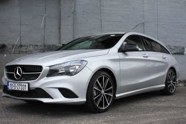 Mercedes Benz Cla Shooting Brake Reviews Complete Car