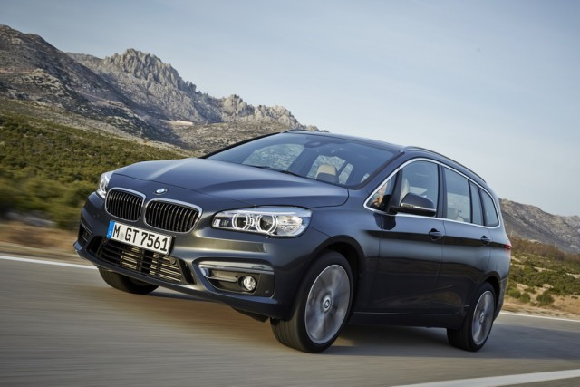 Car Reviews | BMW 2 Series Gran Tourer | CompleteCar.ie