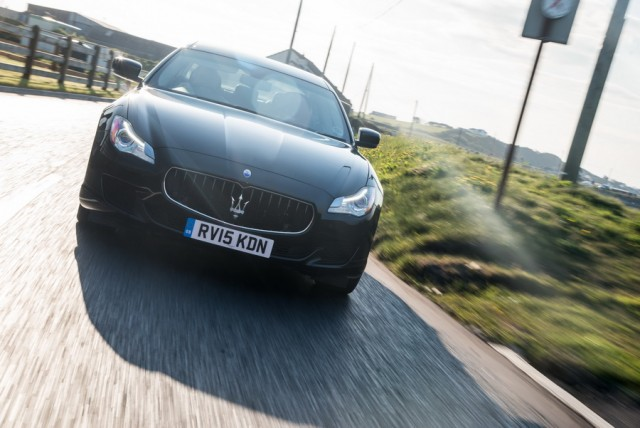 Car Reviews | Maserati Quattroporte Diesel | CompleteCar.ie