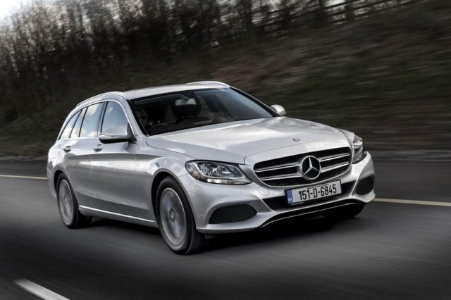 Car Reviews | Mercedes-Benz C-Class Estate | CompleteCar.ie