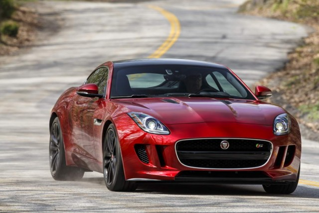 Car Reviews | Jaguar F-Type Coupe V6 S manual | CompleteCar.ie