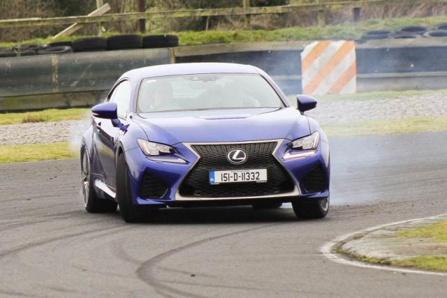 Car Reviews | Lexus RC F | CompleteCar.ie