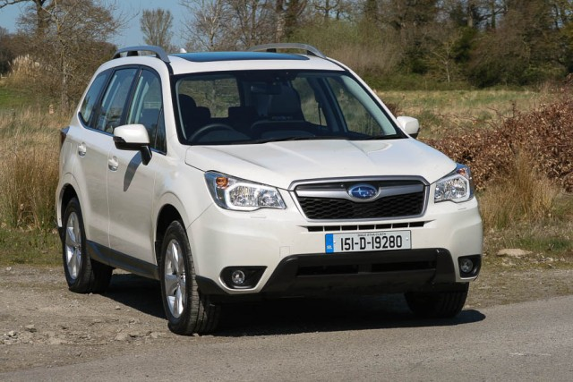Car Reviews | Subaru Forester | CompleteCar.ie