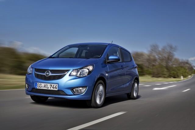 Car Reviews | Opel Karl | CompleteCar.ie