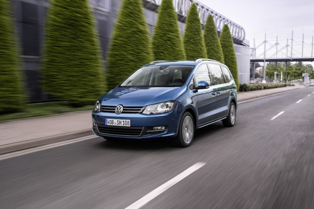 Car Reviews | Volkswagen Sharan | CompleteCar.ie