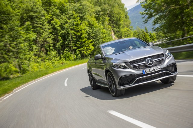 Car Reviews | Mercedes-AMG GLE 63 S Coupe | CompleteCar.ie