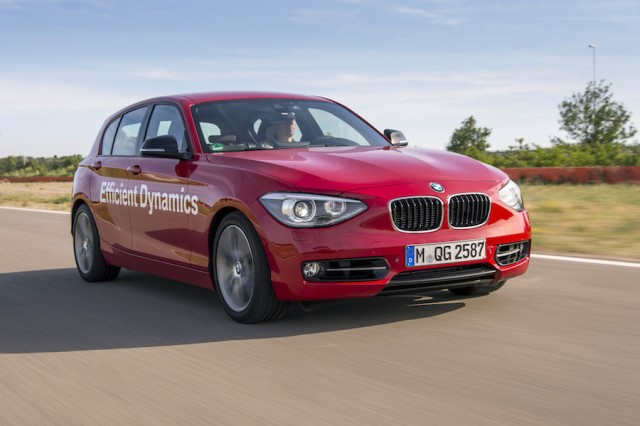 Car Reviews | BMW 1 Series Water Injection prototype | CompleteCar.ie