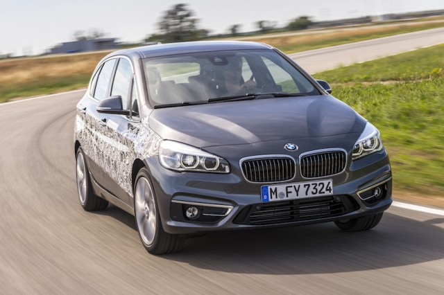 Car Reviews | BMW 220e hybrid prototype | CompleteCar.ie