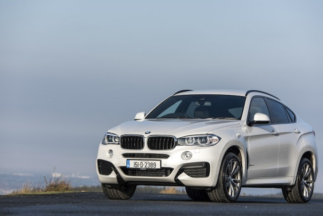 Car Reviews | BMW X6 xDrive30d | CompleteCar.ie