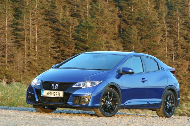 Car Reviews | Honda Civic Si | CompleteCar.ie