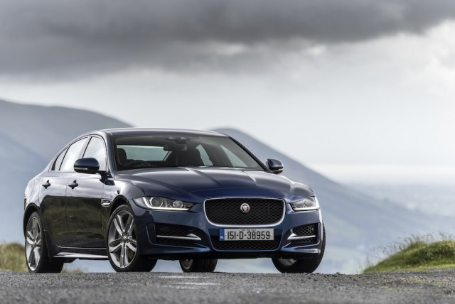 Car Reviews | Jaguar XE 2.0d R-Sport | CompleteCar.ie