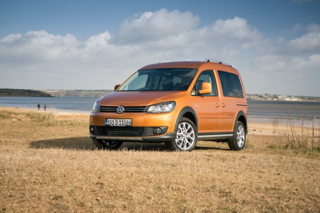 Car Reviews | Volkswagen Cross Caddy | CompleteCar.ie