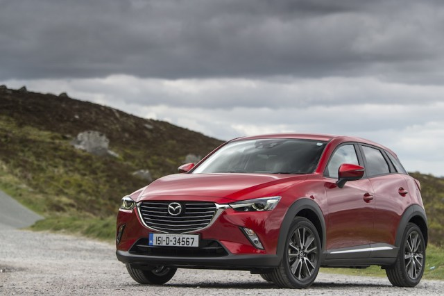 Car Reviews | Mazda CX-3 | CompleteCar.ie