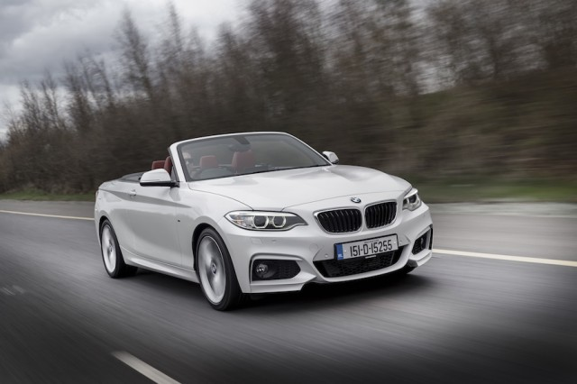 Car Reviews | BMW 220d M Sport Convertible | CompleteCar.ie